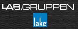 Lab Gruppen Post Lake Logo